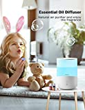 Homasy Humidifier, 2nd 2.5L Cool Mist Humidifier