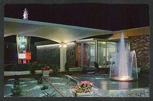 Holiday Inn 5851 South Virginia Street Reno NV postcard 1950s from The Jumping Frog