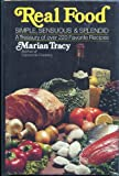 Real Food, Marian Tracy, 0670590304