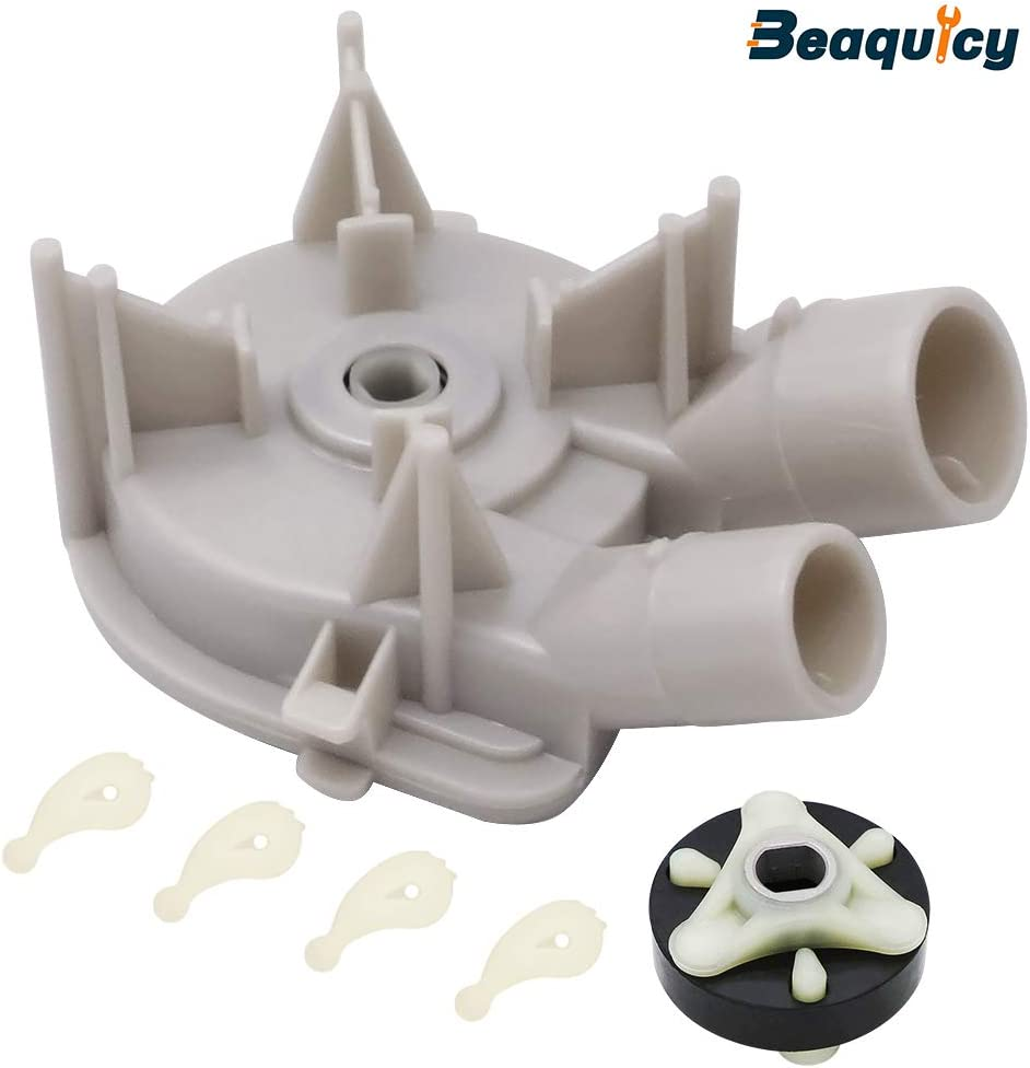 3363394 Washer Washing Machine Direct Drain Pump for KitchenAid Whirlpool Roper