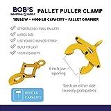 BISupply Pallet Puller Clamp, 6,000 lb pound