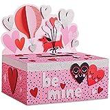 Valentines Day Mailbox Decorating Kit Hearts