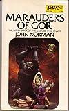 Marauders of Gor, John Norman, 0879976764