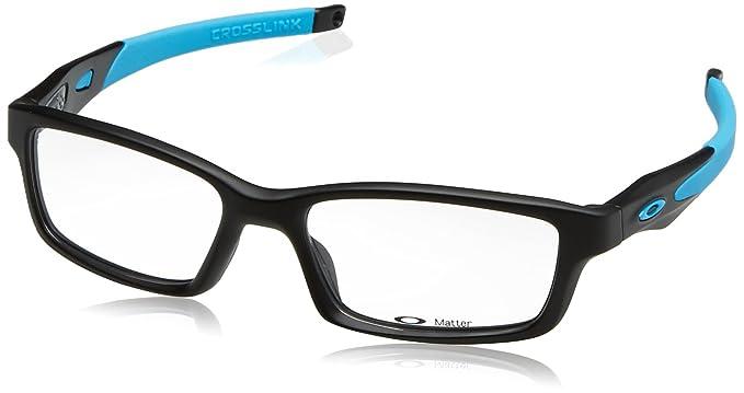 Amazon.com: Oakley Crosslink Men\'s Active RX Prescription Frame ...