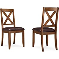 Better Homes and Gardens Maddox Crossing Dining (chair/set of 2, brown)