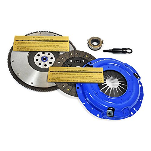 EFT STAGE 2 CLUTCH KIT+EXEDY FLYWHEEL fits 1995-2010, used for sale  Delivered anywhere in USA