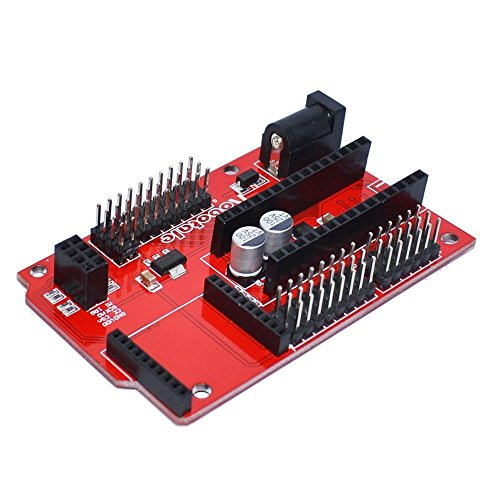 328P IO Shield Expansion Board Wireless Xbee Socket Compatible with Arduino Nano