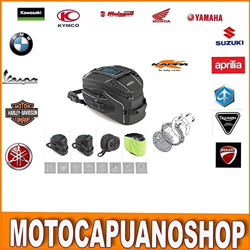 KAPPA BORSA SERBATOIO RA311RpiuFLANGIA HONDA CBF 1000 ABS 2006 2007 2008 2009 MotoCapuano MVT-002080688