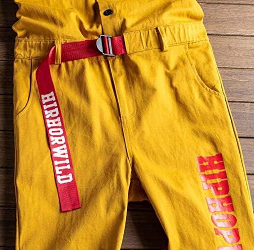 [BSCOOL]オールインワン メンズ 半袖 ゆったり ジョガーパンツ つなぎ 作業着 おしゃれ オーバーオールカジュアル ロングパンツ 大きいサイズ ズボン 夏
