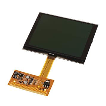 Baoblaze LCD Display Screen Conversion Kit for Audi TT A6