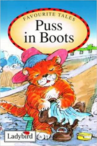 Charles Perrault Puss In Boots
