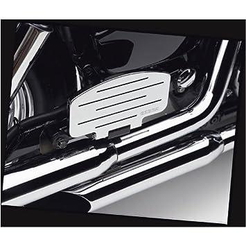 Chrome Cobra Passenger Floorboards for 2004-2009 Honda VTX1300C
