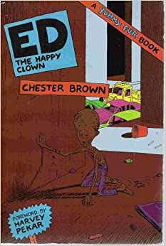 ED The Happy Clown (A Yummy Fur Book)