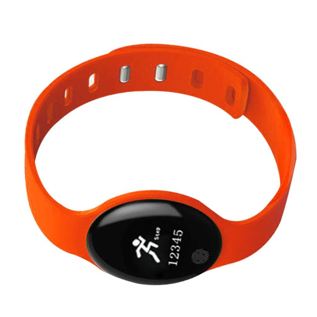 Gazechimp Smart Watch Men Relojes Cuenta Pasos Reloj ...