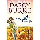 So Right: A Ribbon Ridge Novel (Love on the Vine Book 2)