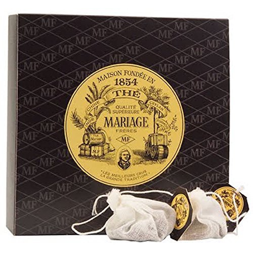 MARIAGE FRERES. The Vert Au Tibet Tea, 30 Tea Bags 75g (1 Pack) Seller Product Id MR94S - USA - Green Tibet