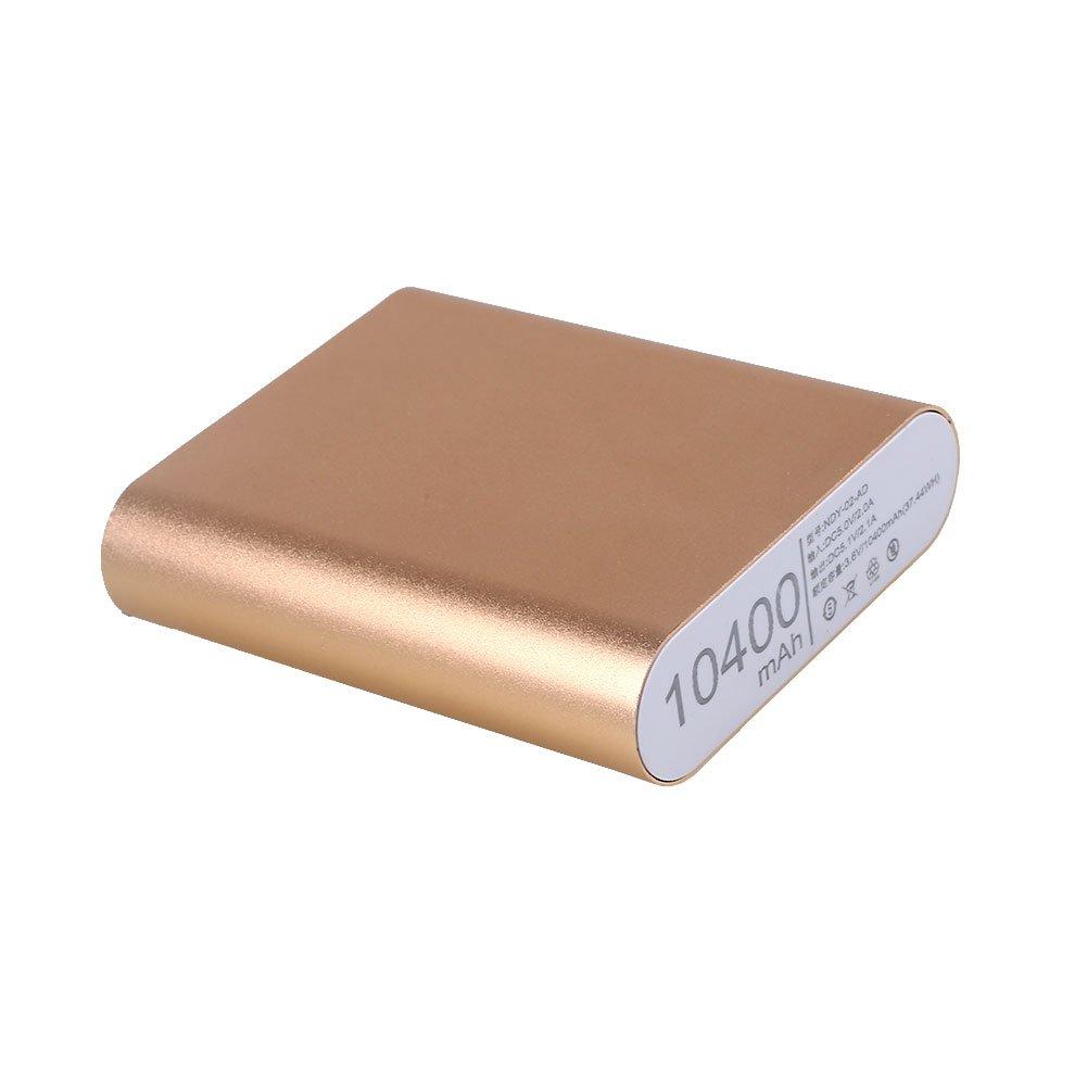 Cewaal DIY 5V 2.1A 4x18650 Portable USB External Power Bank Backup Battery Case Shell Box for Smart Phone