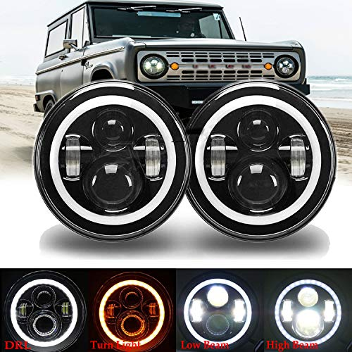 Early Bronco Led Lights