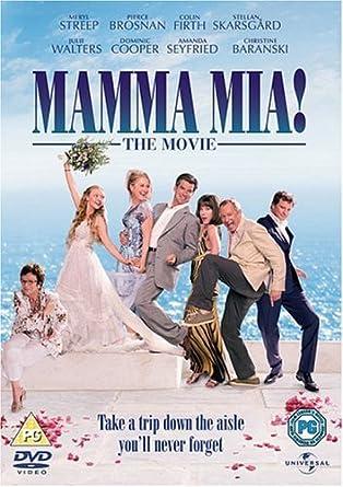 Mamma Mia! [Reino Unido] [DVD]