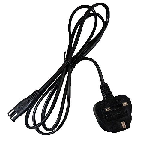 5ft 2x0 75m2 Fused Ac Power Cord