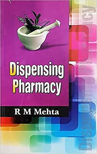 Buy Dispensing Pharmacy Book Online at Low Prices in India