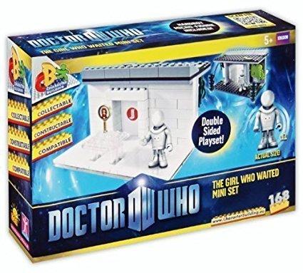 Doctor Who - The Girl Who Waited Mini Set
