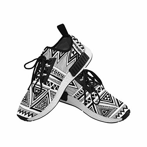 InterestPrint Women's Draco Running Comfort Sports Athletic Shoes Cassette Laptop Case 6 B(M) US by InterestPrint