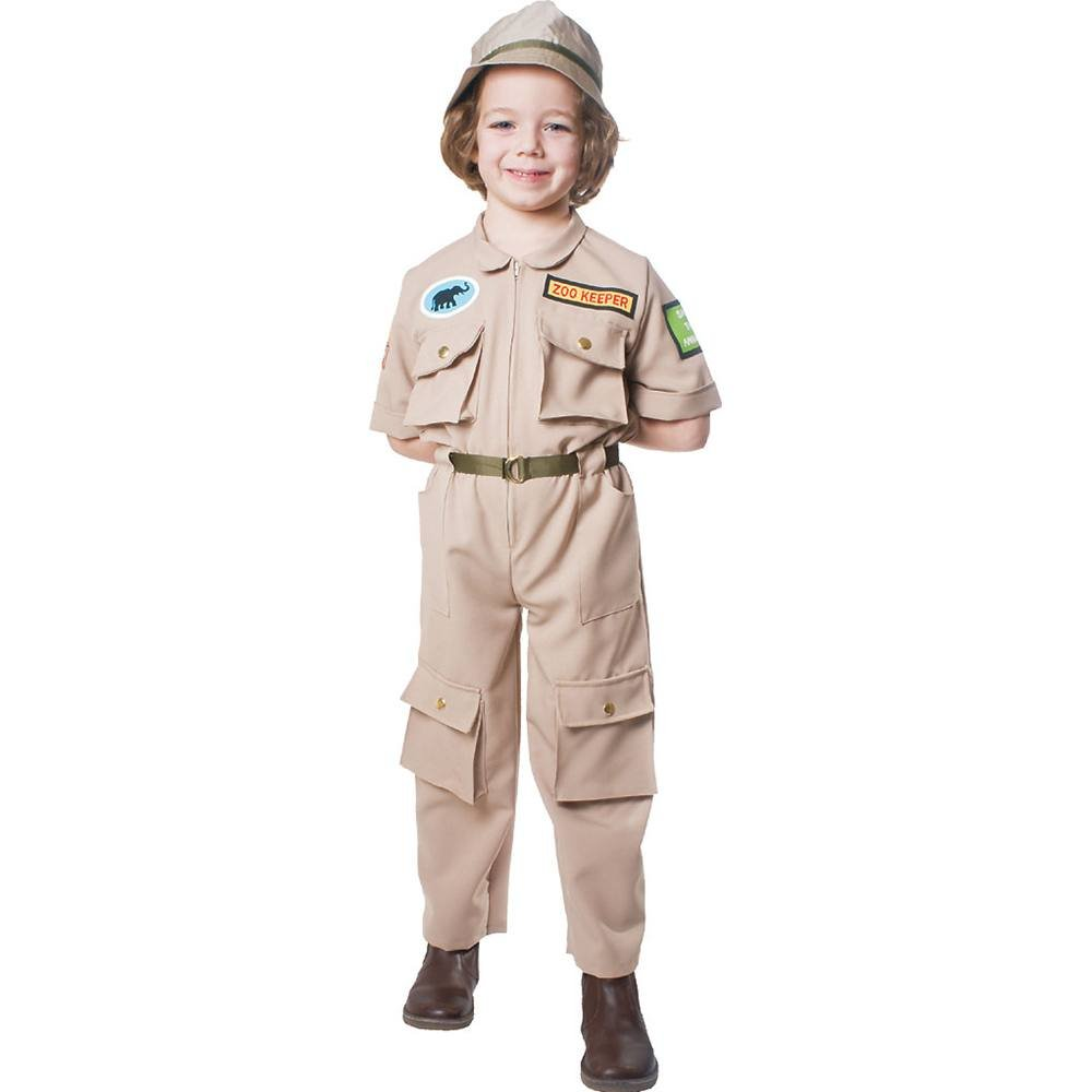 Dress up america boys zookeeper costume amazon toys games solutioingenieria Images