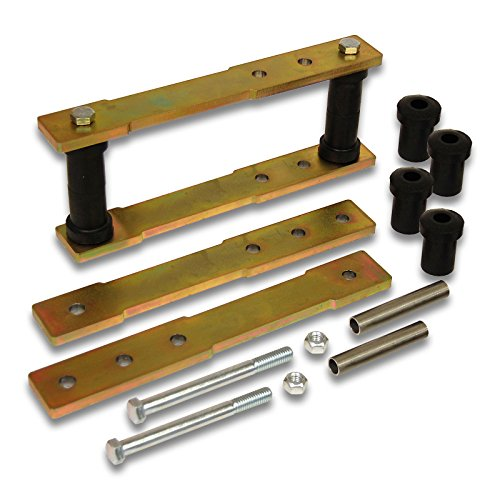 Adjustable Rear Set Kit - 1