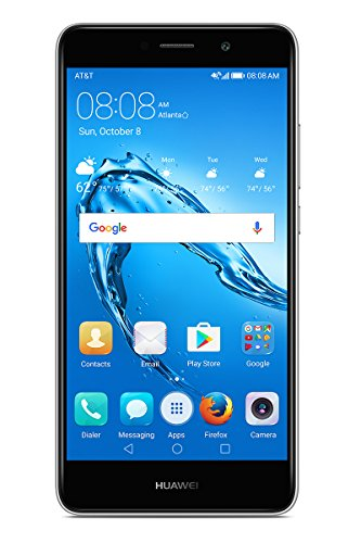 Huawei Ascend XT (2nd Gen) 4G LTE Cell phone Metallic Silver - GSM Unlocked (Mobile Phone Liberados)