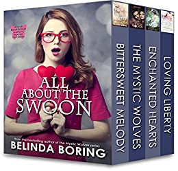 All About The Swoon Boxset by [Boring, Belinda]