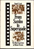 From Sambo to Superspade, Daniel J. Leab, 0395194024