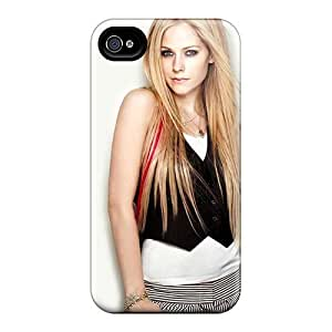Durable Protector Case Cover With Avril Lavigne Hot Design For iphone 6 plus 5.5