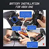 Battery Pack for Xbox One Controller, YCCTEAM