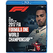 F1 2017 Official Review - Blu Ray