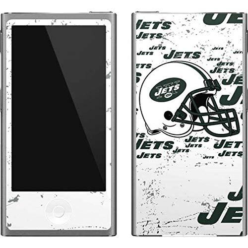 Skinit NFL New York Jets iPod Nano (7th Gen&2012) Skin - New York Jets - Blast Alternate Design - Ultra Thin, Lightweight Vinyl Decal Protection (York Skin Ipod Jets New)