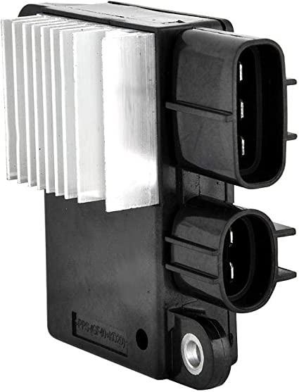 Módulo de Control del Ventilador, Ventilador de Enfriamiento ...