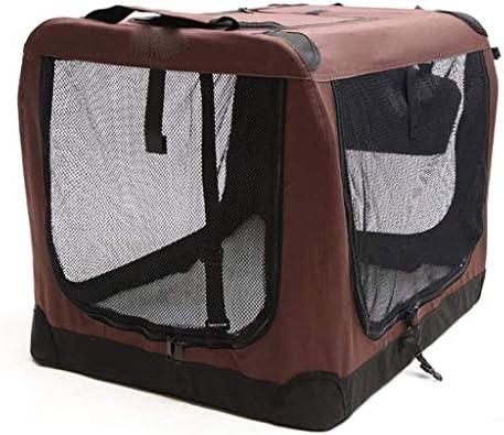 XISABCS ペット犬のシート、シートベルトで小型犬、ポータブル防水折りたたみ犬のカーキャリアのためのペットブースターカーシート