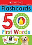 #6: Write and Wipe Flashcards: First 50 Words (Scholastic Early Learners)