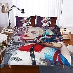 51JKgjuIKOL._AC_UL250_SR250,250_ Harley Quinn Bed Sets