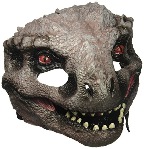 Indominus The Costume Rex (Rubie's Costume Jurassic World Dino 2 Child Mask)