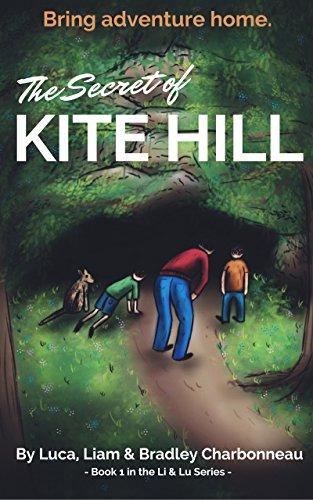 The Secret of Kite Hill (Li & Lu Book 1)