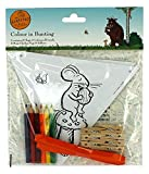 The Gruffalo Colour in bunting