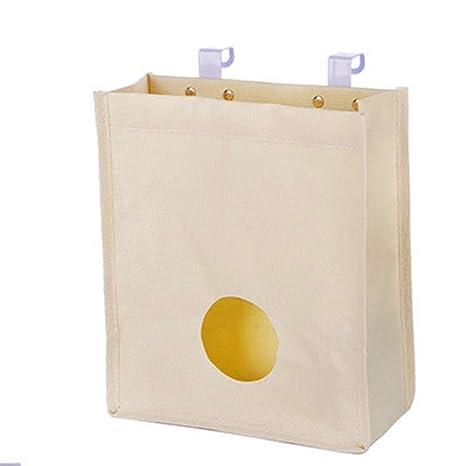 Amazon.com: clóset organizador de bolsa de basura soporte ...