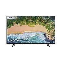 Samsung UE40NU7120 40-Inch 4K Ultra HD Certified HDR Smart TV - Charcoal Black (2018 Model) [Energy Class A] (Certified Refurbished)