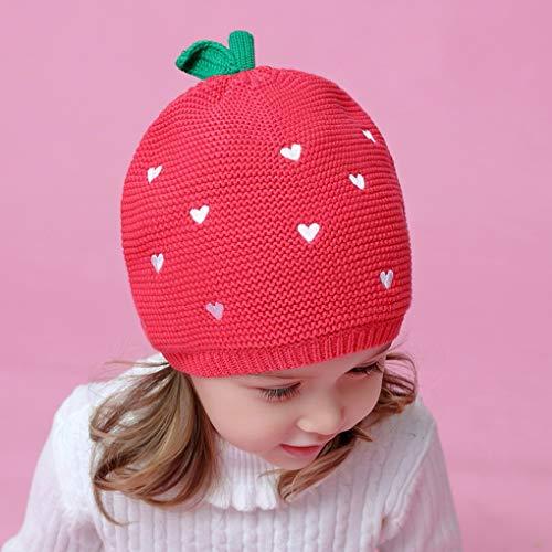 Enfants Fille Acmede Bonnet Pour D'hiver twwq1Z7