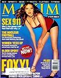 Maxim Magazine - January 2001 (#37): Laura Prepon, Sofia Vergara, & More