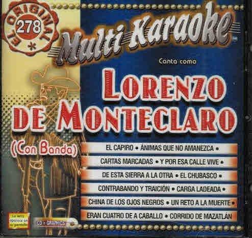 Canta Como Lorenzo De Monteclaro