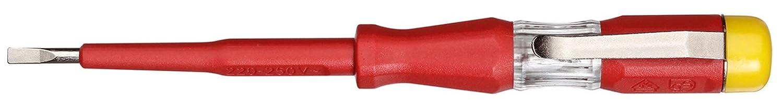 Gedore 4615 3 - Comprobador de tensión 220-250 V, 3 mm