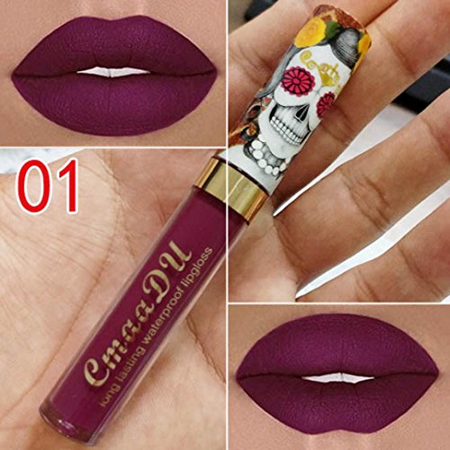 Creazy New Fashion Lipstick Cosmetics Women Sexy Lips Pearly